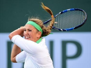 File image of Victoria Azarenka . Getty images