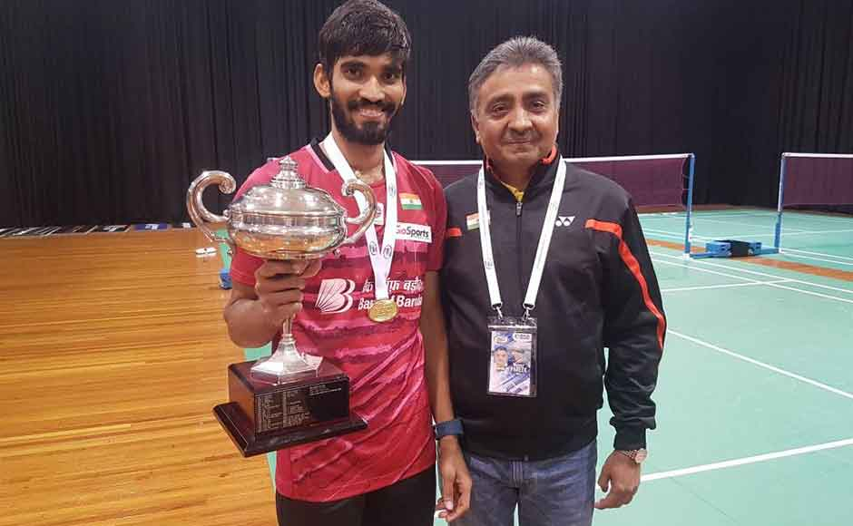 Srikanth is an integral part of the Indian badminton circuit that is witnessing a serious rise in form, especially in the men's department which will help Indian badminton ahead of the World Championships. Twitter/@BAI_Media