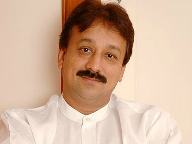 File image of Congress leader Baba Siddique. Image courtesy: News18