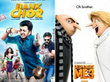 Riteish Deshmukh's Bank Chor, Phullu, Despicable Me 3, Cars 3: Know your releases