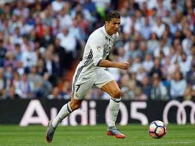 File image of Cristiano Ronaldo. Reuters