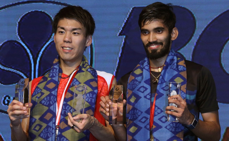 With the Indonesia Open Superseries in his kitty, Kidambi Srikanth has now trained his sights on the Australia Open Superseries that starts on Tuesday. The World Championships follows soon after. Interesting times ahead. AP