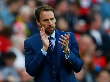 File image of England manager Gareth Southgate. Reuters