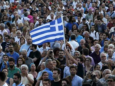 Macedonia name row: Greeks hold massive rally to protest govt's attempts at reaching compromise with neighbouring country