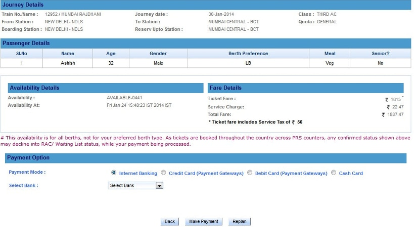 How to IRCTC 825 (5)
