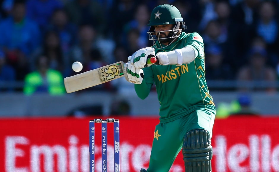Azhar Ali was the only Pakistani batsman who gave some fight, although he too scored at a dismal strike-rate.Reuters