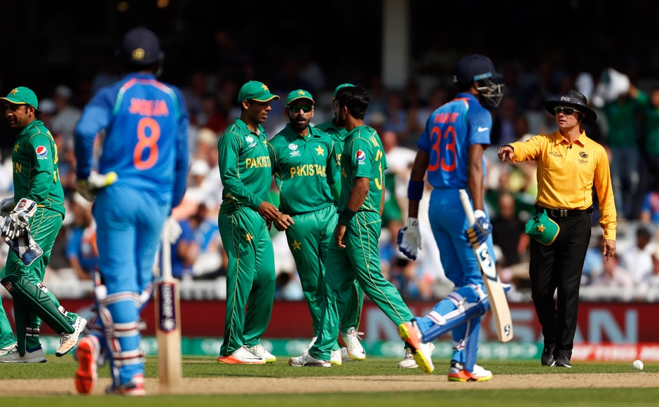After the dismissal of the top six, India's last hope was Hardik Pandya, who was unfortunately run-out after a mix up with Ravindra Jadeja. Reuters