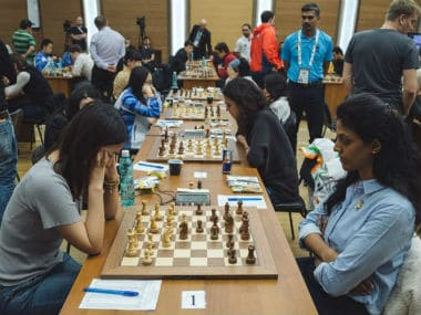 World Team Chess Championship 2017: India miss out on medal in Open, Women's events despite impressive display