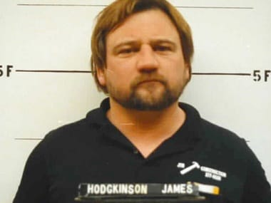 A file image of James T Hodgkinson provided by the St. Clair County Sheriff's Department. AP