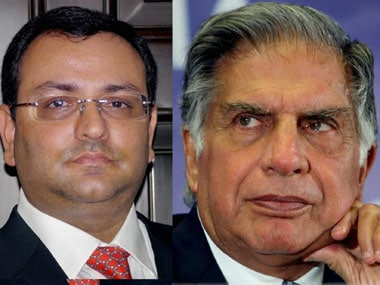 File image of Cyrus Mistry and Ratan Tata