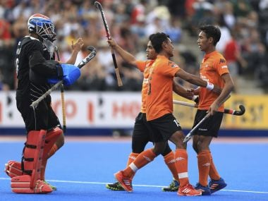 Hockey World League Semi-Finals 2017: India suffer 2-3 loss to Malaysia, crash out of tournament