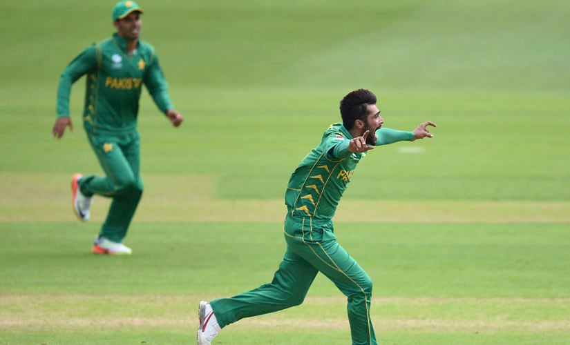 Pakistan will hope for a good performance from Mohammad Amir. AP