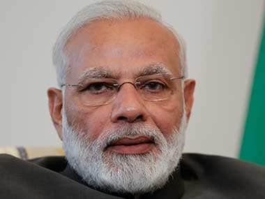 File image of Narendra Modi. AP