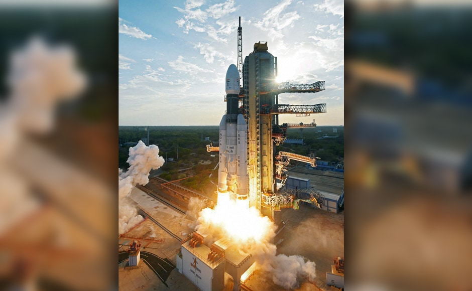 It is India's heaviest rocket till date and its weight is equivalent to the weight of five fully-loaded Boeing Jumbo Jets. Former ISRO chairman K Kasturirangan, who conceived GSLV Mk-III, confirms it will be country's vehicle to ferry Indians into space. PTI