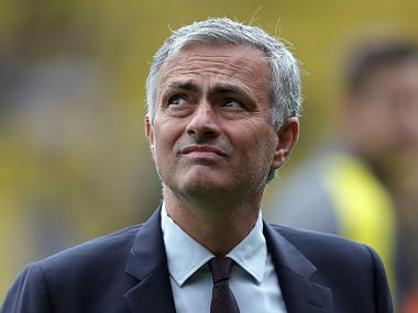 Premier League: Jose Mourinho must rethink big-game approach after Manchester United's derby defeat