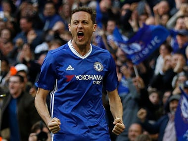 File image of Nemanja Matic. Reuters