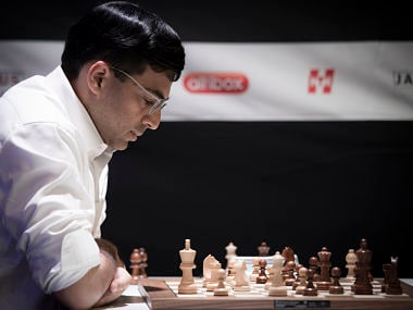File image of India's Viswanathan Anand. REUTERS