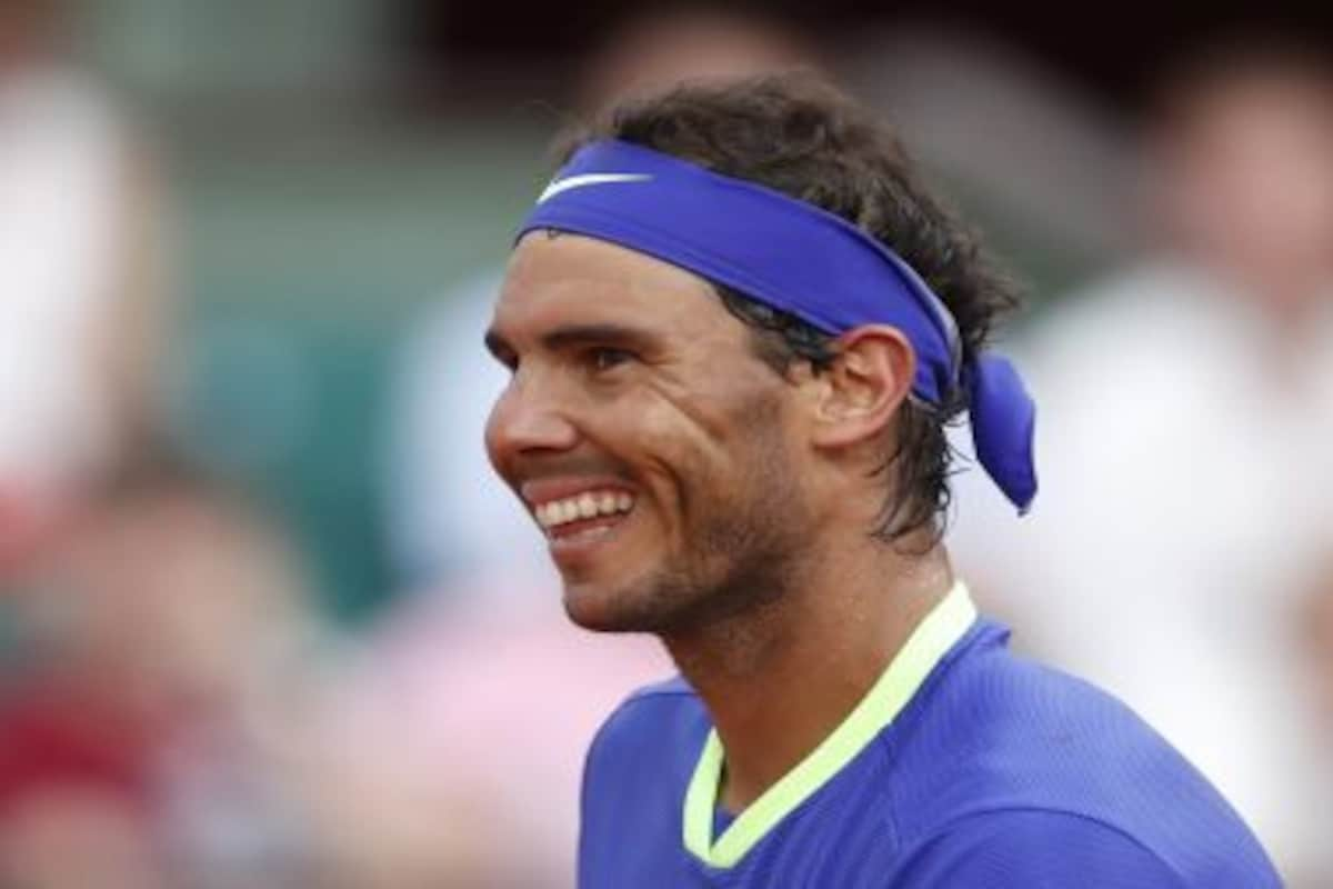 French Open 2017 Day 6 Highlights From Rafael Nadal Hitting 100 To Horacio Zeballos Kind Act Sports News Firstpost