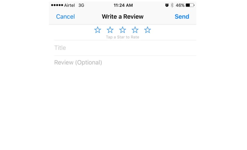 Rate apps on App Store (3)