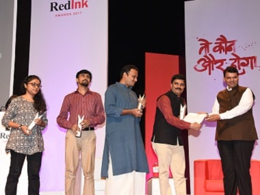 RedInk Awards: Firstpost's coverage of Marathwada drought wins in 'Environment' category