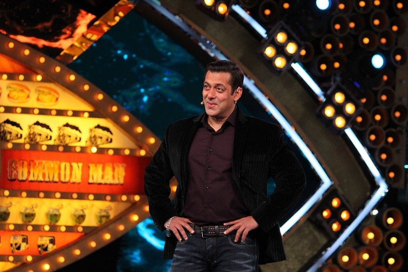 Salman Khan returns as the host of Bigg Boss 11