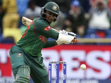 Tri-Nation series: Shakib Al Hasan inspires Bangladesh to crushing win over Zimbabwe