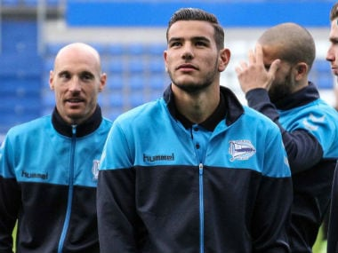 File image of Theo Hernandez. Twitter: @theo3_theo