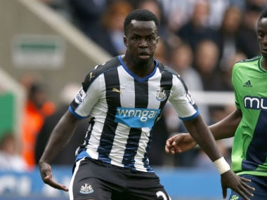 File image of Cheick Tiote. Reuters