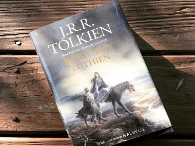 J.R.R. Tolkien's new book published 100 years after it was written