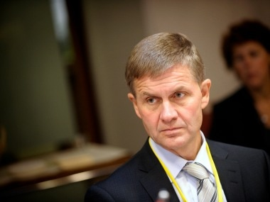 File image of UNEP executive director Erik Solheim. Wikimedia Commons