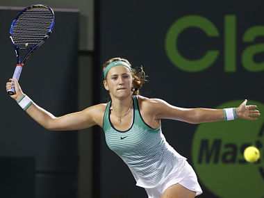 File image of Victoria Azarenka. Reuters