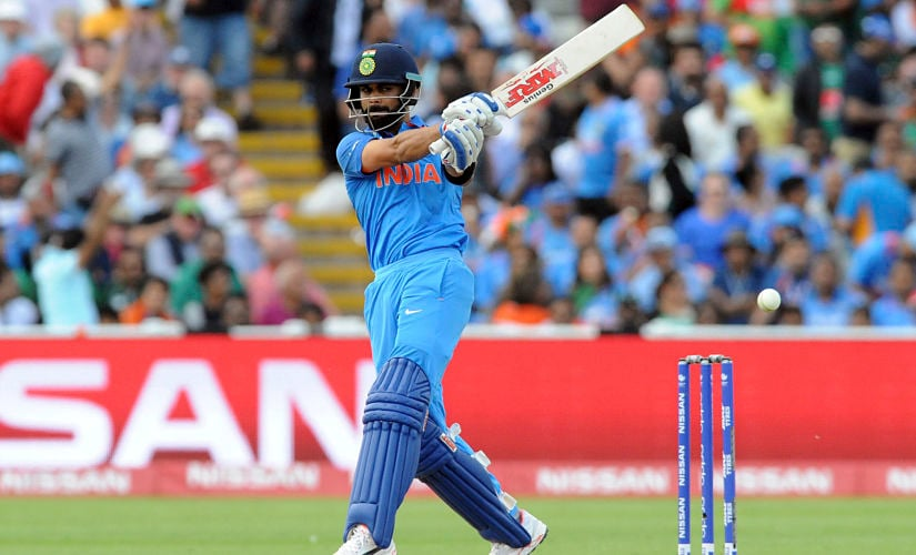India captain Virat Kohli will need to be at his best against Pakistan. AP