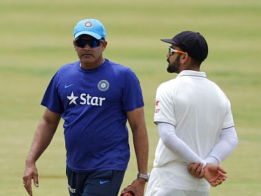 Anil Kumble, Virat Kohli were not on talking terms for 'last six months', claims BCCI source