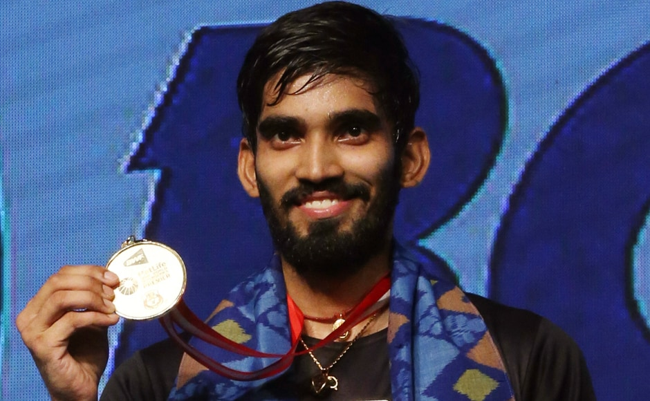 Kidambi Srikanth won his first Indonesia Open Superseries Premier. AP