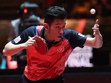 File image of Hong Kong's Wong Chun Ting, who will be one of the main attractions at Ultimate. AFP