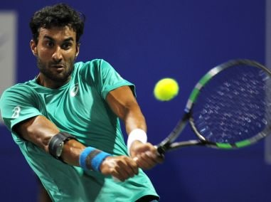File image of Yuki Bhambri. AFP