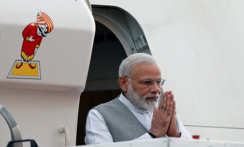 Modi-Trump meeting is scheduled for June 26/ Reuters
