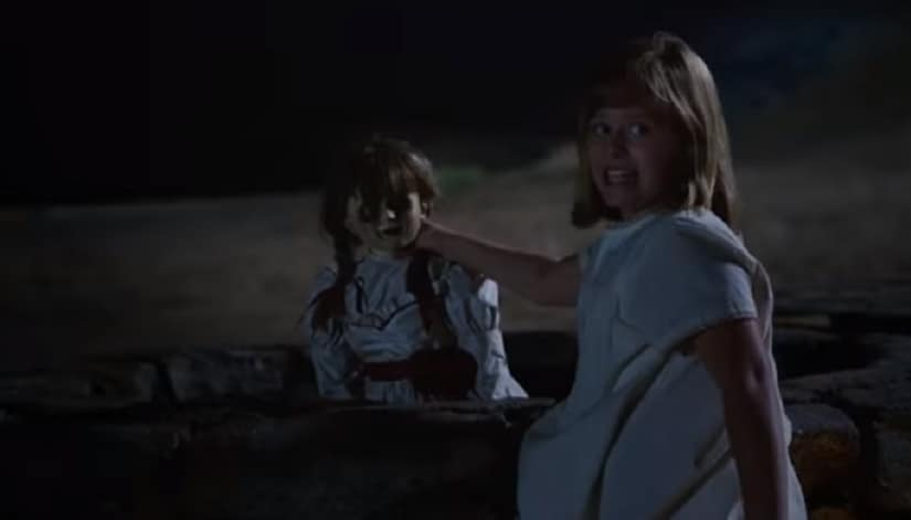 A still from Annabelle: Creation. Screen grab from YouTube