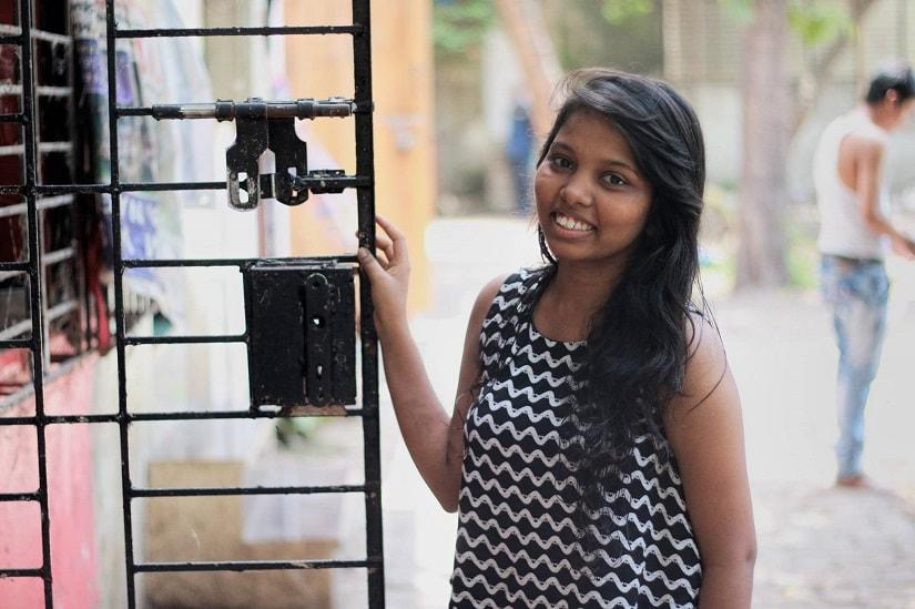 Ashwini. Image via Humans of Bombay