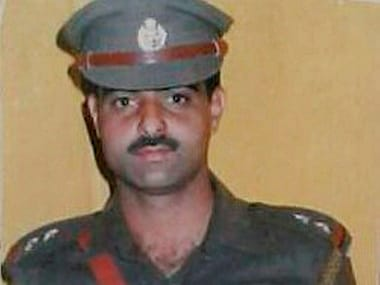 File photo of DSP Ayub Pandith. PTI