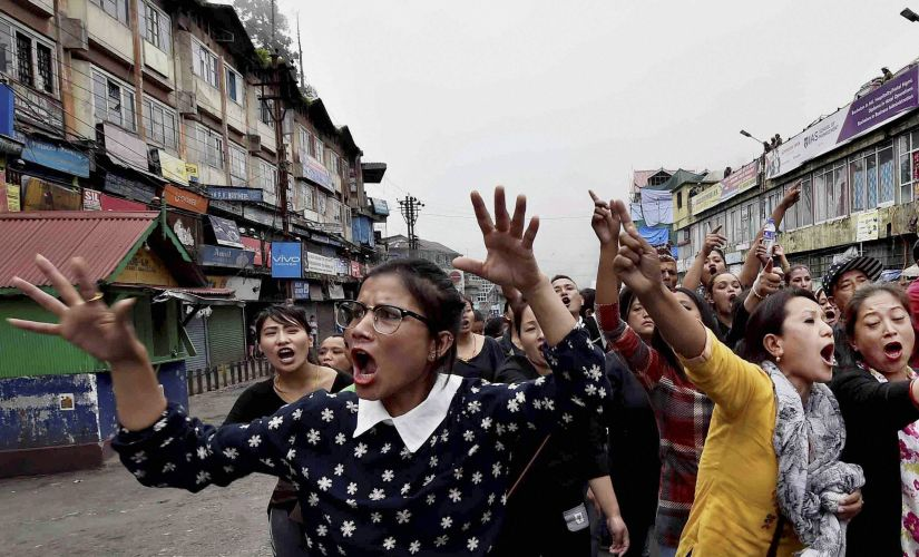 Ongoing for over decades, language is at the heart of the Gorkhaland crisis. PTI