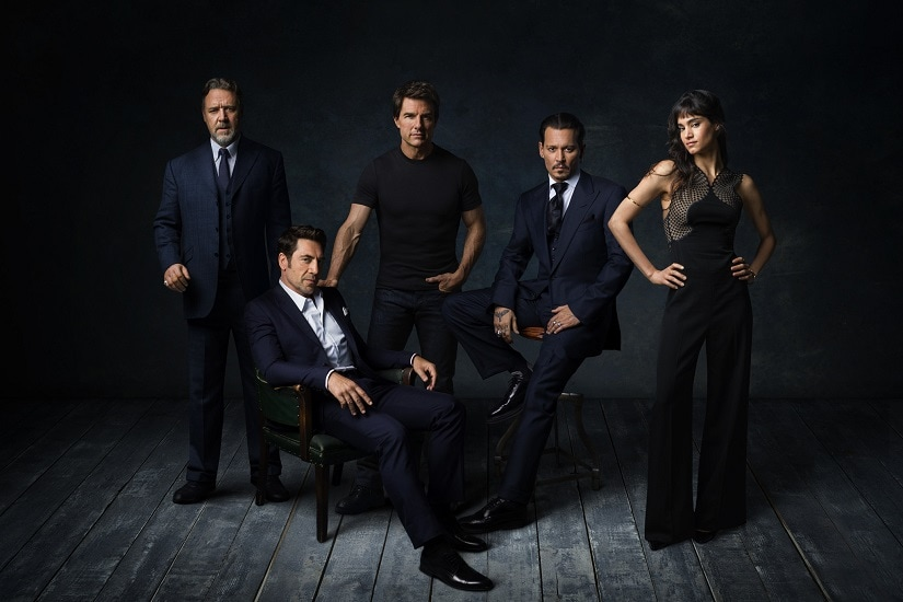The stars of the Dark Universe