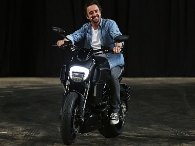 Richard Hammond. Image from Getty Images.