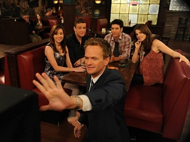 The How I Met Your Mother gang. Image from Facebook