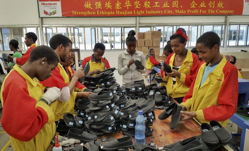 Other brands identified by China Labor Watch as customers of the Ganzhou factory include Nine West, Naturalizer and the Camuto Group, which makes shoes for BCBG Max Azria, Jessica Simpson and Tory Burch. None responded to requests for comment. AP