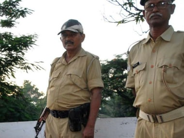 File image of Jharkhand Police. PTI