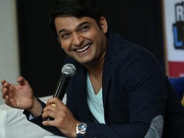 Profile Shoot Of Comedian Kapil Sharma