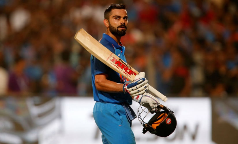 Champions Trophy 2017: Virat Kohli's record in run chases makes him India's trump card