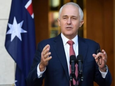 File image of Australian PM Malcolm Turnbull. Reuters