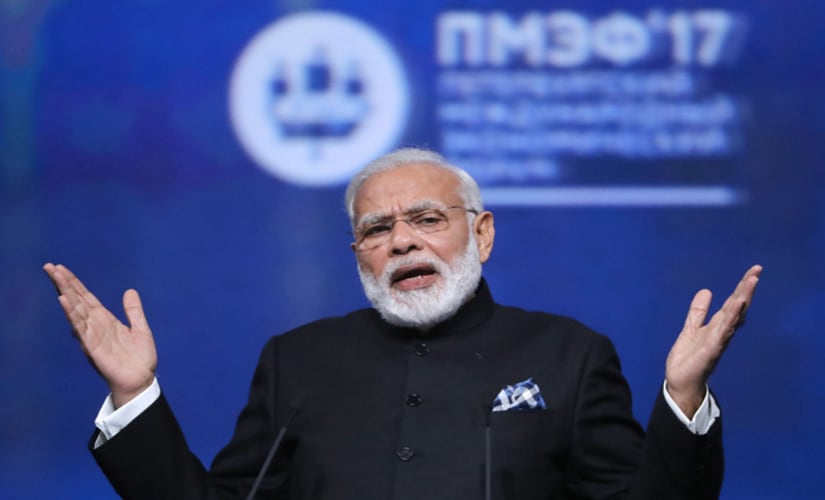 Modi's first face to face with Donald Trump coming up June 26/ Reuters